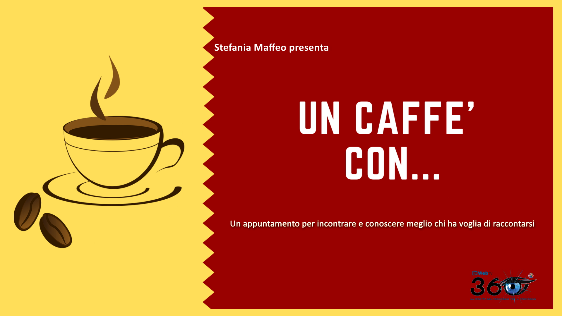 Banner un Caffè